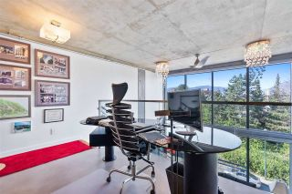 """Photo 18: 513 1540 W 2ND Avenue in Vancouver: False Creek Condo for sale in """"THE WATERFALL BUILDING"""" (Vancouver West)  : MLS®# R2624820"""
