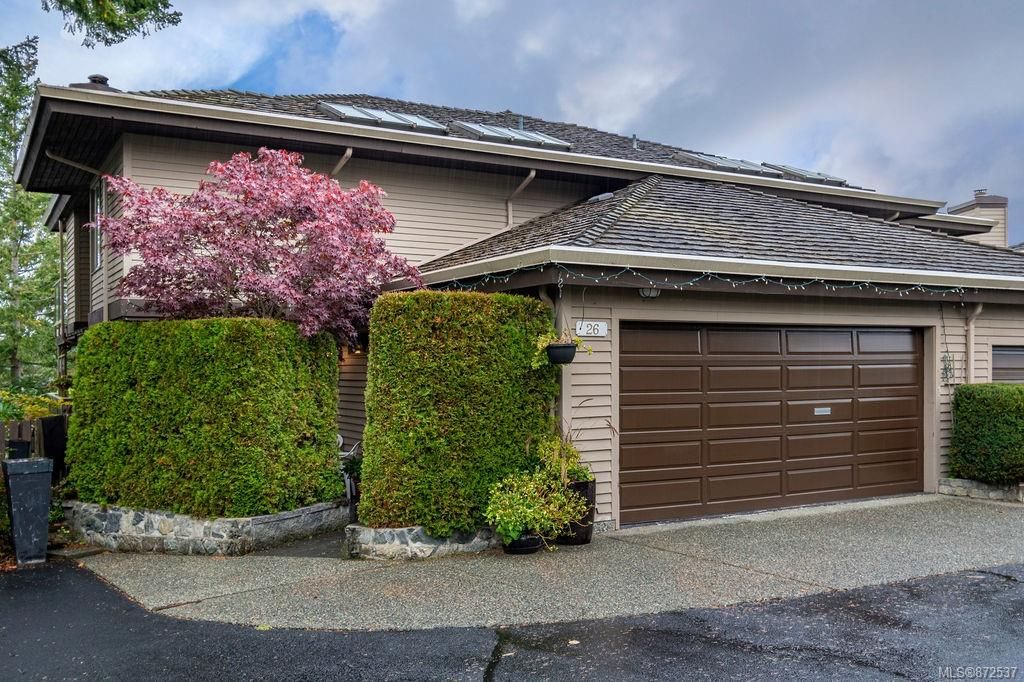 Main Photo: 26 2353 Harbour Rd in : Si Sidney North-East Row/Townhouse for sale (Sidney)  : MLS®# 872537