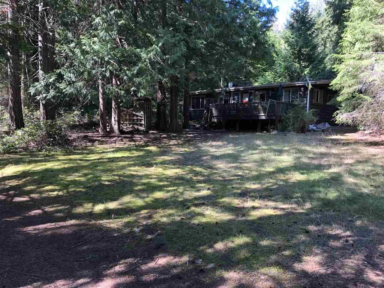 Main Photo: 517 ABBOTT Road: Mayne Island Manufactured Home for sale (Islands-Van. & Gulf)  : MLS®# R2494188