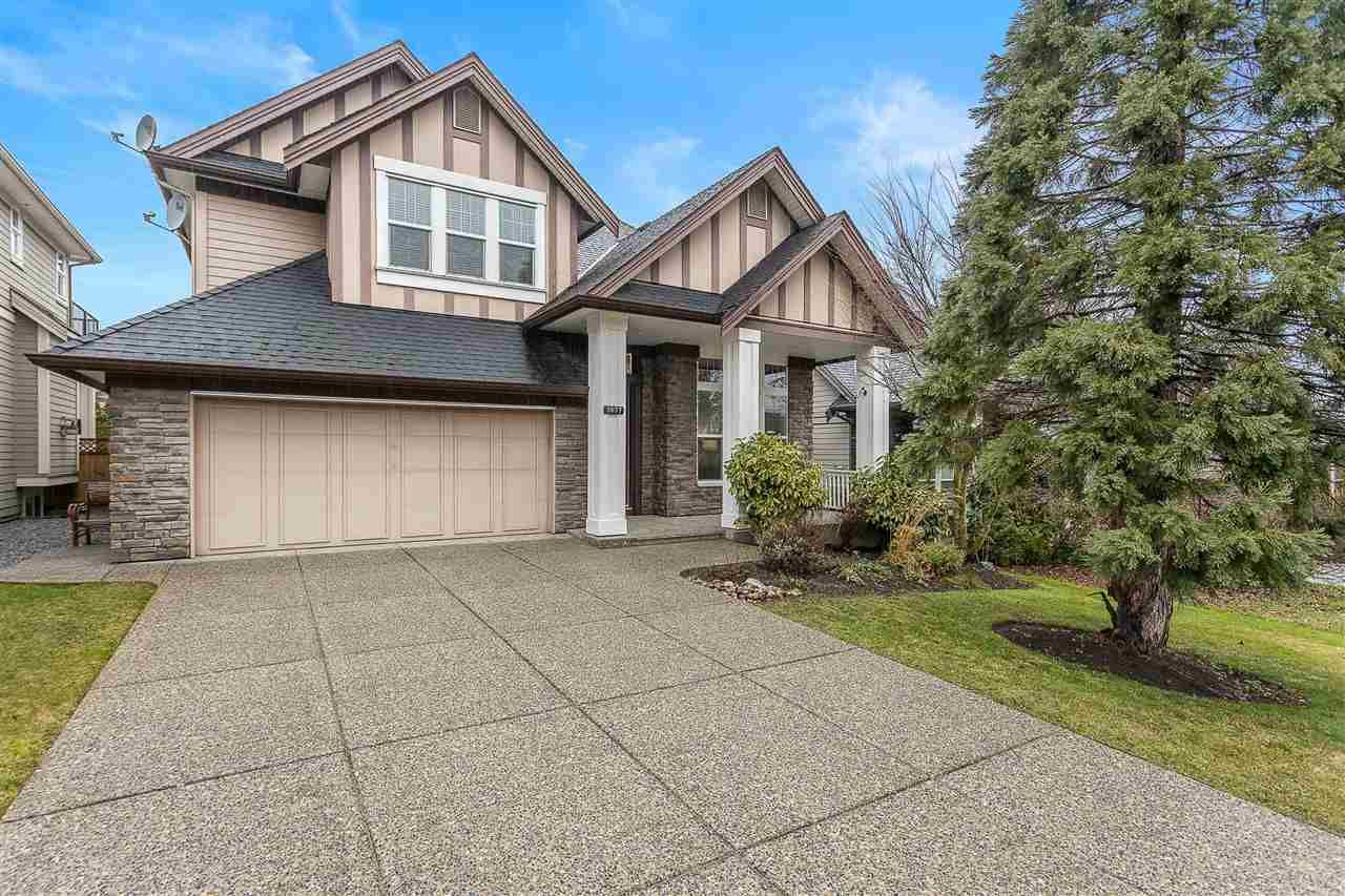 Main Photo: 2677 164 Street in Surrey: Grandview Surrey House for sale (South Surrey White Rock)  : MLS®# R2537671