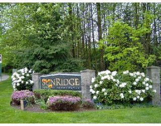 """Photo 2: 15 7465 MULBERRY Place in Burnaby: The Crest Townhouse for sale in """"SUNRIDGE"""" (Burnaby East)  : MLS®# V706667"""