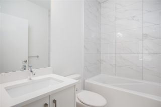 """Photo 16: 103 217 CLARKSON Street in New Westminster: Downtown NW Townhouse for sale in """"Irving Living"""" : MLS®# R2545766"""