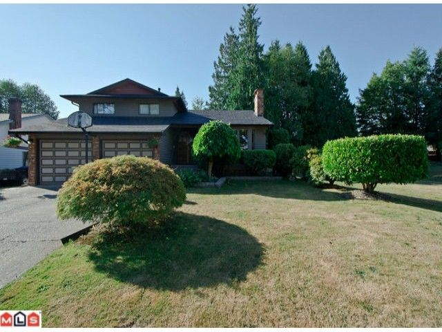 Main Photo: 15722 97A Avenue in Surrey: Guildford House for sale (North Surrey)  : MLS®# F1222888