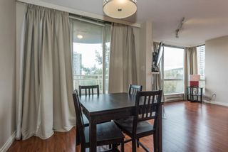 """Photo 4: 1105 9603 MANCHESTER Drive in Burnaby: Cariboo Condo for sale in """"STRATHMORE TOWERS"""" (Burnaby North)  : MLS®# R2228642"""