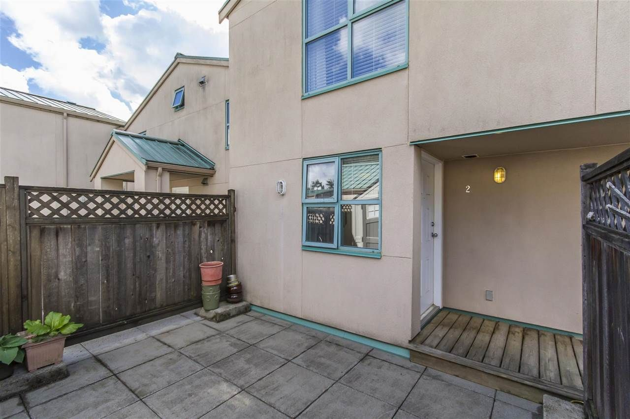 """Main Photo: 2 3200 WESTWOOD Street in Port Coquitlam: Central Pt Coquitlam Townhouse for sale in """"HIDDEN HILLS"""" : MLS®# R2265735"""