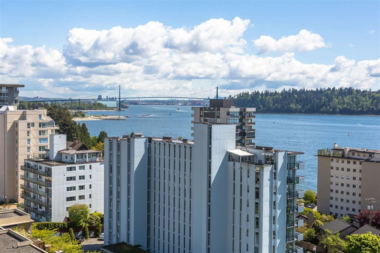 """Main Photo: 405 1930 MARINE Drive in West Vancouver: Ambleside Condo for sale in """"Park Marine"""" : MLS®# R2577274"""