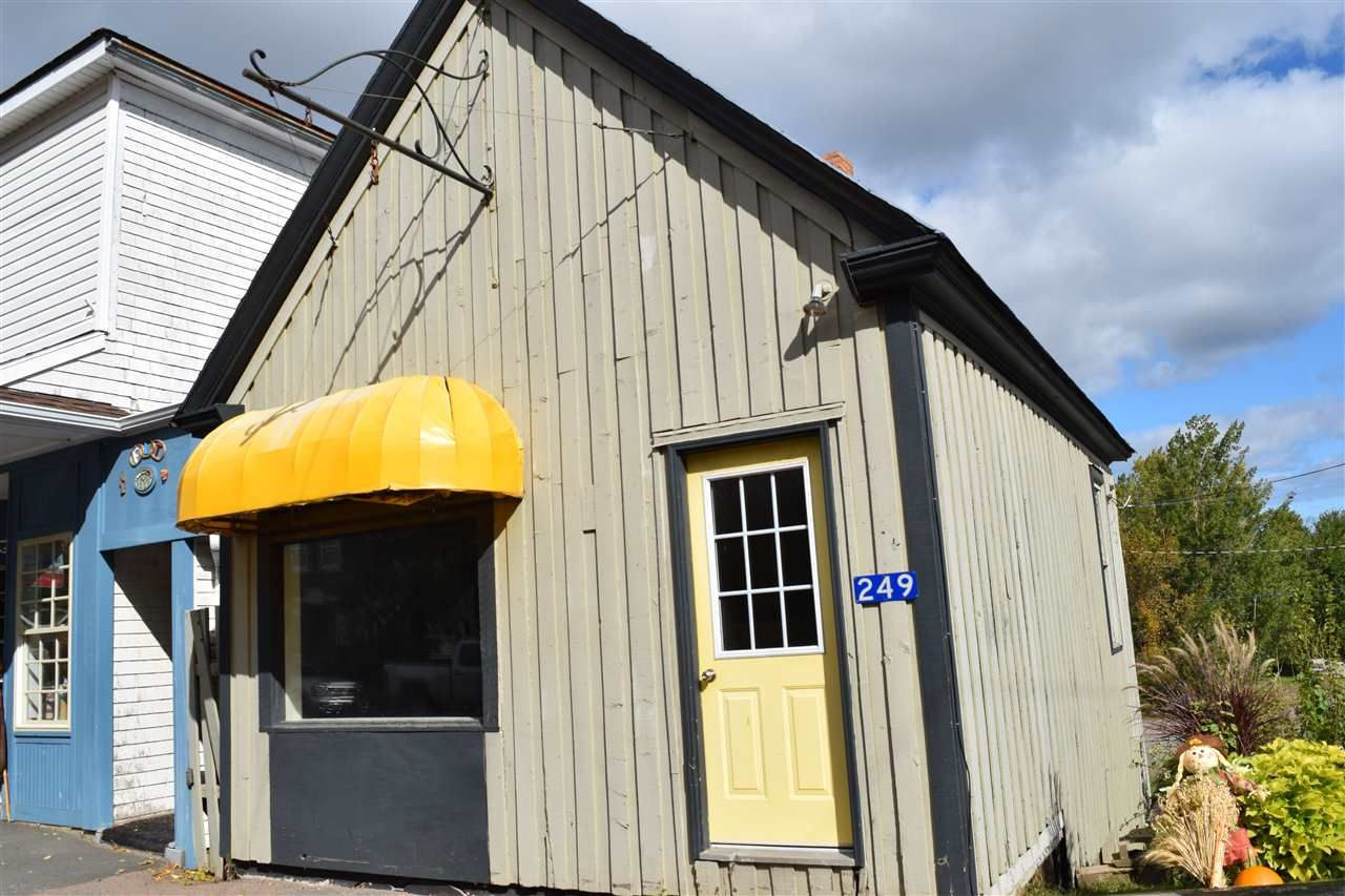 Main Photo: 249 Main Street in Tatamagouche: 103-Malagash, Wentworth Commercial  (Northern Region)  : MLS®# 202100081