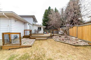 Photo 40: 3 Glen Meadow Crescent: St. Albert House for sale : MLS®# E4241391