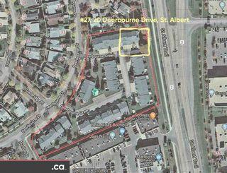 Photo 37: 27 20 DEERBOURNE Drive: St. Albert Townhouse for sale : MLS®# E4241652
