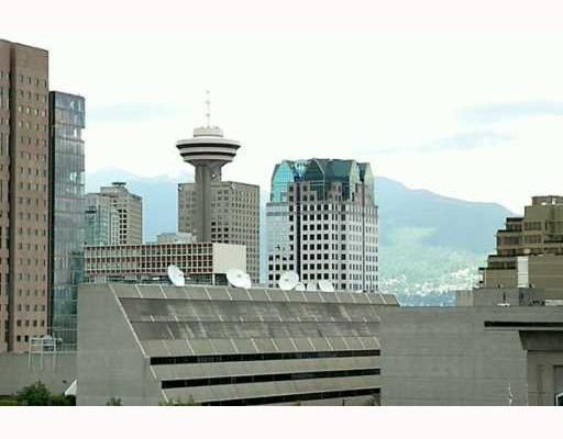 """Photo 1: Photos: 1706 928 BEATTY Street in Vancouver: Downtown VW Condo for sale in """"THE MAX"""" (Vancouver West)  : MLS®# V683838"""