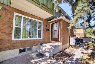 Photo 2: 6 124 Sabrina Way SW in Calgary: Southwood Row/Townhouse for sale : MLS®# A1121982