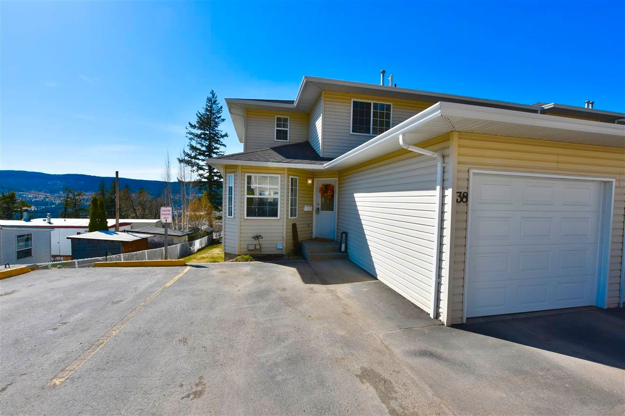 "Main Photo: 38 350 PEARKES DRIVE in Williams Lake: Williams Lake - City Townhouse for sale in ""SUNRIDGE GARDENS"" (Williams Lake (Zone 27))  : MLS®# R2566251"