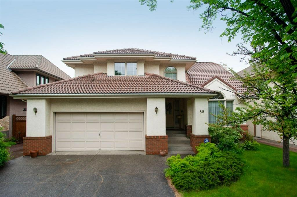 Main Photo: 88 Strathdale Close SW in Calgary: Strathcona Park Detached for sale : MLS®# A1116275