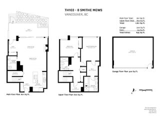 """Photo 32: TH103 8 SMITHE Mews in Vancouver: Yaletown Townhouse for sale in """"FLAGSHIP"""" (Vancouver West)  : MLS®# R2615821"""