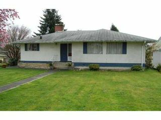 Main Photo: 4344 DARWIN Avenue in Burnaby: Burnaby Hospital House for sale (Burnaby South)  : MLS®# V882200