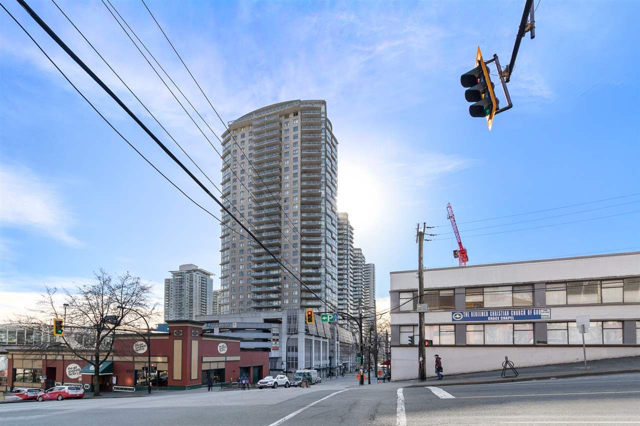 Main Photo: 3002 888 CARNARVON Street in New Westminster: Downtown NW Condo for sale : MLS®# R2551239