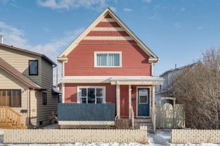 Photo 1: 1118 8 Street SE in Calgary: Ramsay Detached for sale : MLS®# A1056088