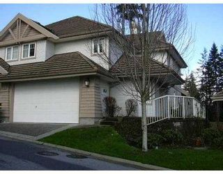 """Photo 1: 26 3405 PLATEAU Boulevard in Coquitlam: Westwood Plateau Townhouse for sale in """"PINNACLE RIDGE"""" : MLS®# V754248"""