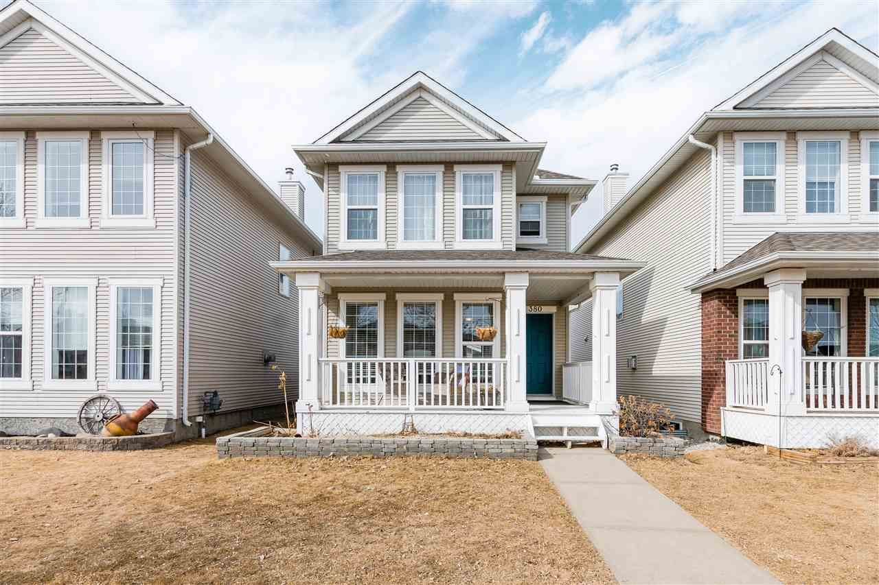 Main Photo: 380 BOTHWELL Drive: Sherwood Park House for sale : MLS®# E4236475