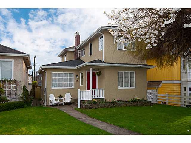 Main Photo: 1616 W 66TH Avenue in Vancouver: S.W. Marine House for sale (Vancouver West)  : MLS®# V1067169
