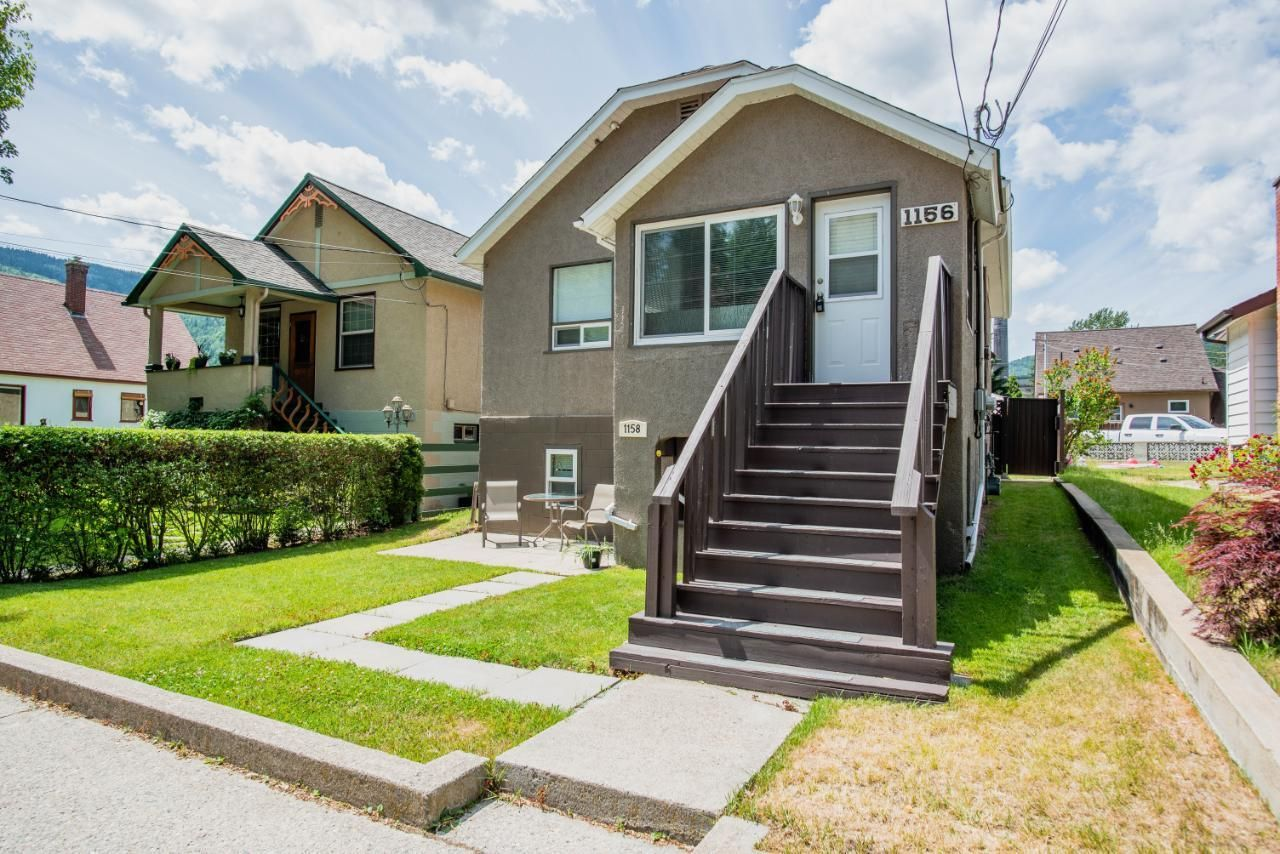 Main Photo: 1156 SECOND AVENUE in Trail: House for sale : MLS®# 2459431