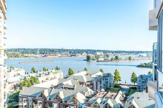 """Photo 3: 1504 1245 QUAYSIDE Drive in New Westminster: Quay Condo for sale in """"RIVIERA ON THE QUAY"""" : MLS®# R2605856"""