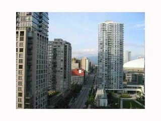 Photo 4: 1601 1009 EXPO Blvd in Vancouver West: Downtown VW Home for sale ()  : MLS®# V816822