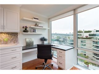 Photo 10: 1005 1500 HORNBY Street in Vancouver: Yaletown Condo  (Vancouver West)  : MLS®# V1129040