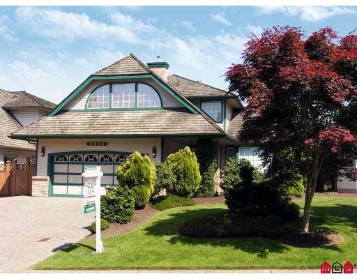 """Main Photo: 8456 214TH Street in Langley: Walnut Grove House  in """"Forest Hills"""" : MLS®# F2712904"""