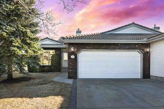 Photo 1: 200 COUNTRY CLUB Point in Edmonton: Zone 22 Attached Home for sale : MLS®# E4236589