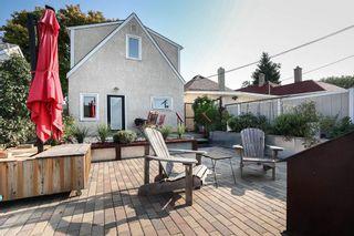 Photo 38: 160 Jefferson Avenue in Winnipeg: West Kildonan Residential for sale (4D)  : MLS®# 202121818