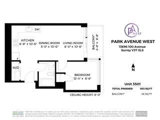 Photo 31: 3501 13696 100 Avenue in Surrey: Whalley Condo for sale (North Surrey)  : MLS®# R2521032