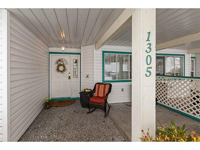 Main Photo: 1305 21937 48 Avenue in Orangewood: Murrayville Home for sale ()  : MLS®# F1404673