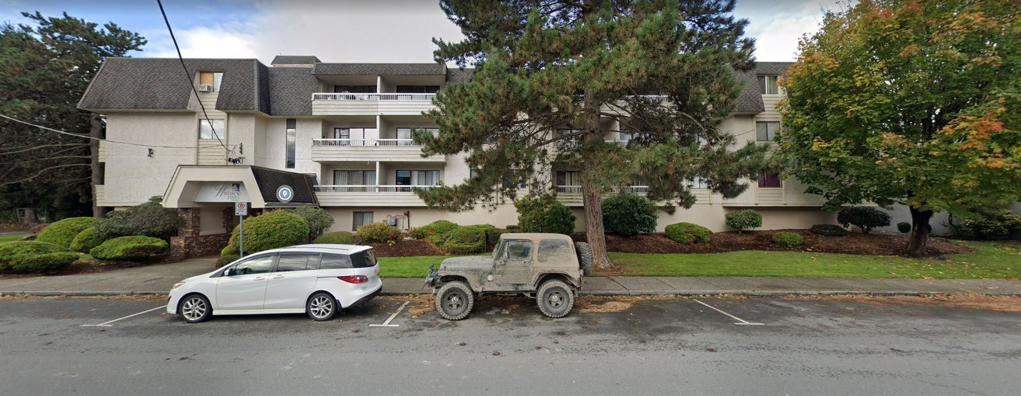"""Main Photo: 110 9477 COOK Street in Chilliwack: Chilliwack N Yale-Well Condo for sale in """"Windsor Pines"""" : MLS®# R2606891"""