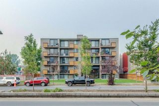 Photo 23: 406 916 Memorial Drive NW in Calgary: Sunnyside Apartment for sale : MLS®# A1062191