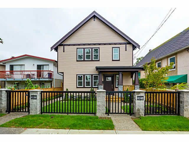 Main Photo: 4138 WELWYN STREET in : Victoria VE 1/2 Duplex for sale : MLS®# V1089116