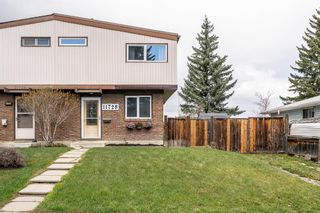 Main Photo: 11728 Canfield Road SW in Calgary: Canyon Meadows Semi Detached for sale : MLS®# A1103029