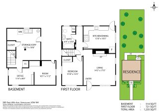 Photo 2: 395 E 40TH Avenue in Vancouver: Main House for sale (Vancouver East)  : MLS®# R2563814