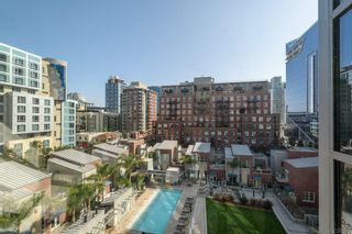 Photo 6: DOWNTOWN Condo for sale : 1 bedrooms : 800 The Mark Ln #608 in San Diego