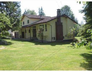 Photo 4: 11881 260TH Street in Maple_Ridge: Websters Corners House for sale (Maple Ridge)  : MLS®# V769709