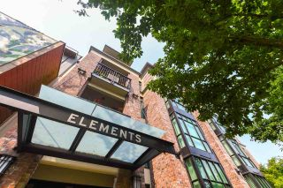"""Photo 14: 316 2515 ONTARIO Street in Vancouver: Mount Pleasant VW Condo for sale in """"ELEMENTS"""" (Vancouver West)  : MLS®# R2197101"""
