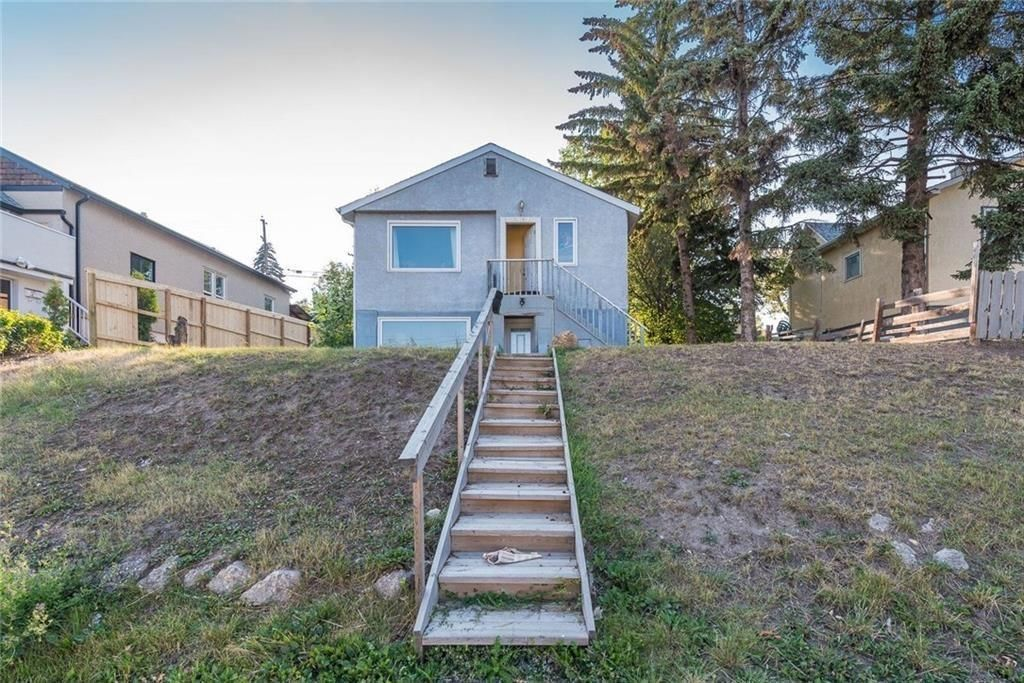Main Photo: 3827 CENTRE A Street NE in Calgary: Highland Park Detached for sale : MLS®# A1098943