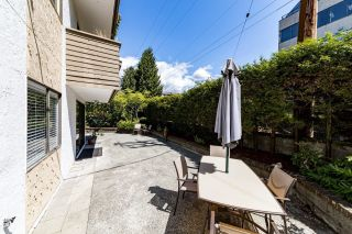 Photo 26: 101 1650 CHESTERFIELD Avenue in North Vancouver: Central Lonsdale Condo for sale : MLS®# R2604663