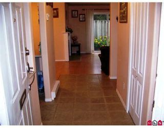 "Photo 2: 59 3030 TRETHEWEY Street in Abbotsford: Abbotsford West Townhouse for sale in ""CLEARBROOK VILLAGE"" : MLS®# F2727626"