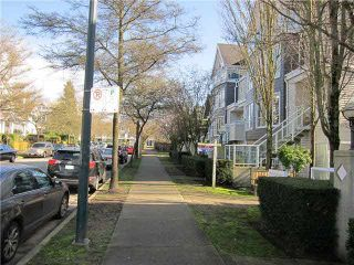 """Photo 16: 23 780 W 15TH Avenue in Vancouver: Fairview VW Townhouse for sale in """"SIXTEEN WILLOWS"""" (Vancouver West)  : MLS®# V1108293"""