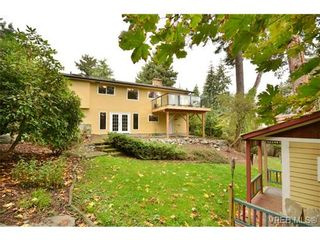 Photo 20: 4559 Seawood Terr in VICTORIA: SE Gordon Head House for sale (Saanich East)  : MLS®# 685268
