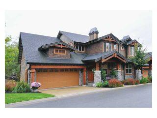 "Photo 1: 20 24185 106B Avenue in Maple Ridge: Albion Townhouse for sale in ""TRAILS EDGE"" : MLS®# V854436"