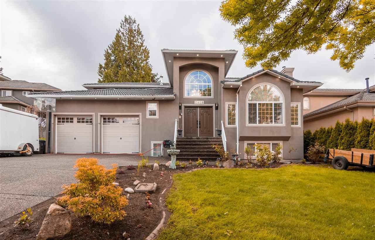 """Main Photo: 12428 64A Avenue in Surrey: West Newton House for sale in """"WEST NEWTON"""" : MLS®# R2591148"""