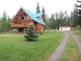 Photo 1: 7895 DEAN Road in Bridge Lake: Bridge Lake/Sheridan Lake House for sale (100 Mile House (Zone 10))  : MLS®# R2527265