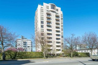 """Photo 1: 901 1405 W 12TH Avenue in Vancouver: Fairview VW Condo for sale in """"THE WARRENTON"""" (Vancouver West)  : MLS®# R2053078"""